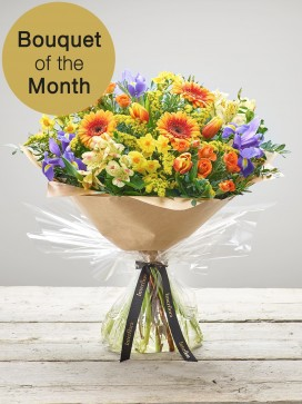 Large Sunny Days Hand-tied